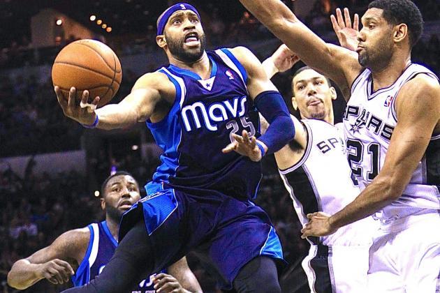 Dallas Mavericks vs. San Antonio Spurs: Live Score and Analysis