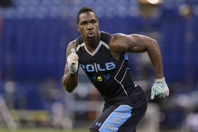 Pittsburgh Steelers Draft Countdown: Making the Case for C.J. Mosley