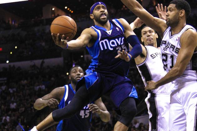 Mavericks vs. Spurs: Game 2 Score and Twitter Reaction from 2014 NBA Playoffs