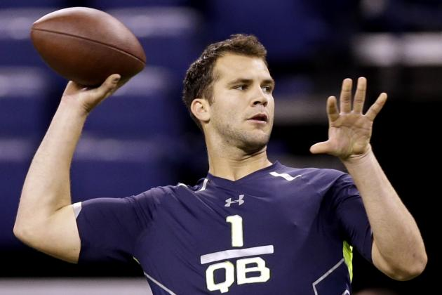 2014 NFL Mock Draft: Perfect Predictions for the First Round