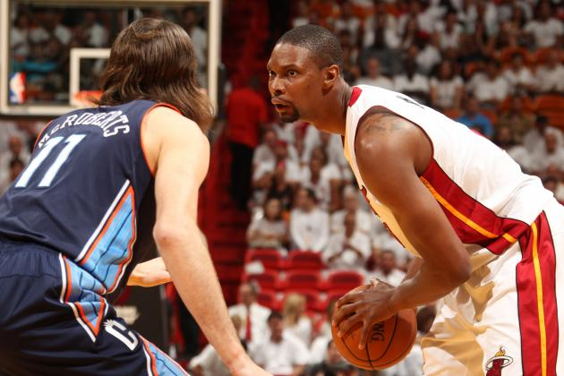 Heat Meander, Eventually Close out Bobcats 101-97 for 2-0 Series Lead