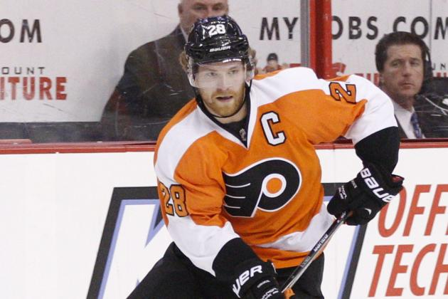 Analyzing Why Claude Giroux Is Letting the Philadelphia Flyers Down