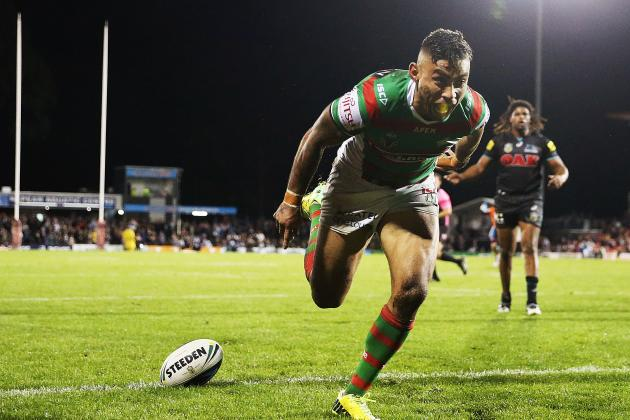 Rabbitohs Coach Michael Maguire Drops Nathan Merritt to NSW Cup