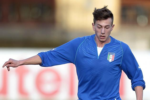 Who Is Federico Bernardeschi, the Serie B Forward Called Up by Italy?