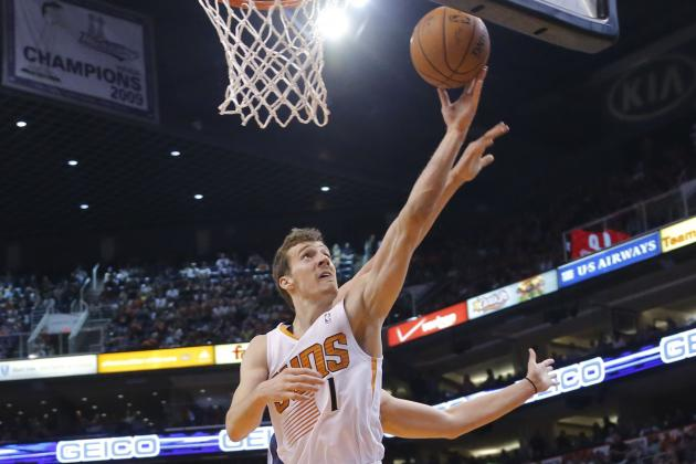 Goran Dragic Thrives on Memory of Being Called 'Worst Player in the NBA'
