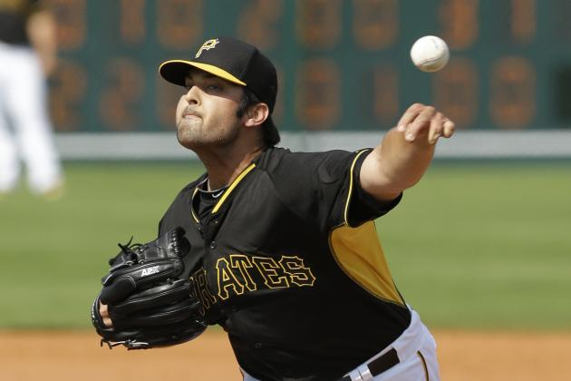 5 Pittsburgh Pirates Minor Leaguers Who Will See Time in the Majors This Year