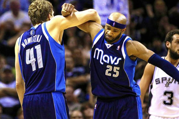 Dallas Mavericks' Big Win Reminds Spurs That They're Not Your Typical 8th Seed
