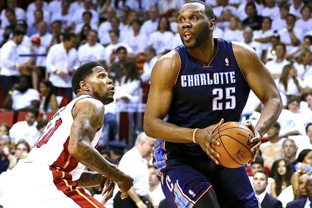 Al Jefferson and Scrappy Bobcats Earn Respect Despite Game 2 Loss to Heat