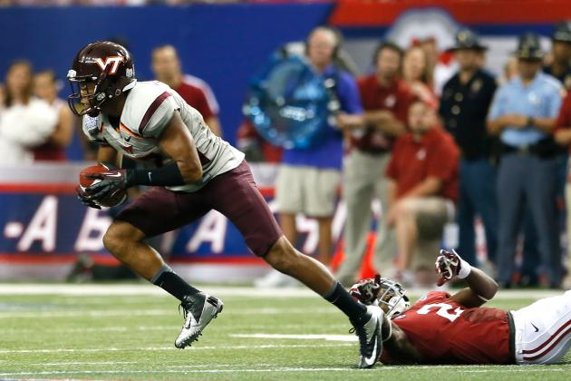 Kyle Fuller NFL Draft 2014: Scouting Report Breakdown for Chicago Bears CB
