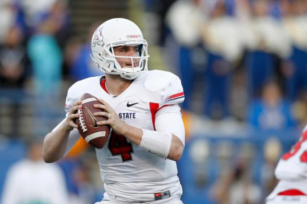 Cleveland Browns Draft Countdown: Making the Case for Derek Carr