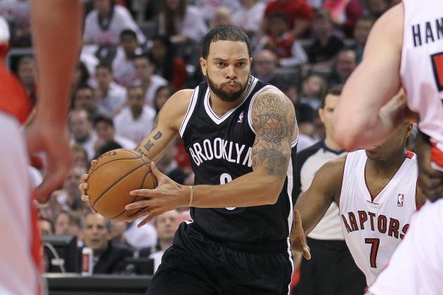 Brooklyn Nets Need More from Deron Williams to Be Legit Playoff Threat