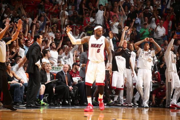 Is LeBron James on Same Playoff Path as Michael Jordan?