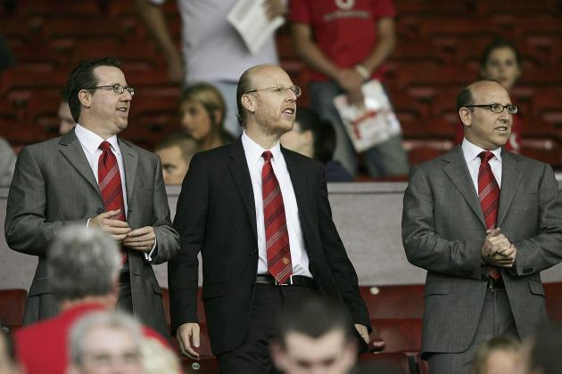 Manchester United Owners, the Glazers, Reportedly Call Crisis Meeting