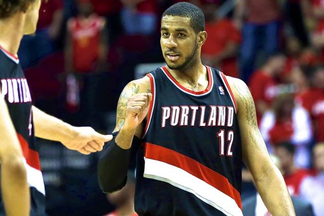 LaMarcus Aldridge Displays Playoff Dominance Unseen Since Michael Jordan