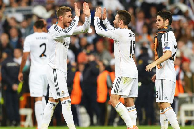 Film Focus: Real Madrid Soak Up Pressure, Hit Bayern Munich on the Break