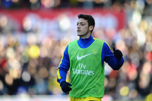 Arsenal Transfer News: Fears over Mesut Ozil as Arsene Wenger Targets Top Stars