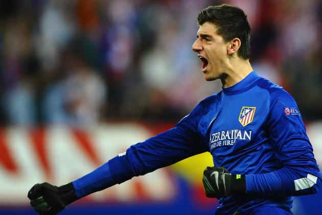 Petr Cech Blow Could Give Thibaut Courtois His Big Break at Chelsea