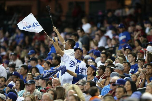 Dodgers' Fans Are at the End of Their Cable