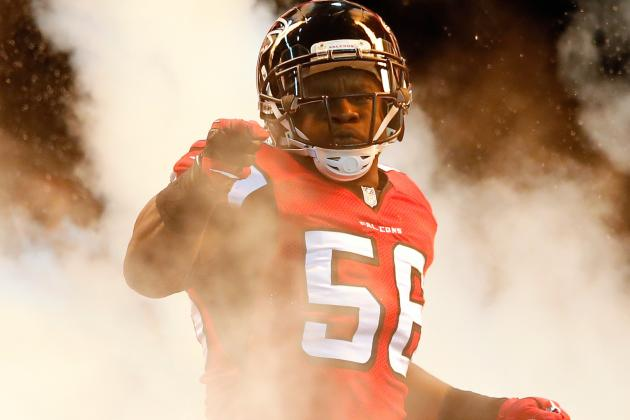 Video: Falcons LB Sean Weatherspoon Only '80 Percent' Four Months