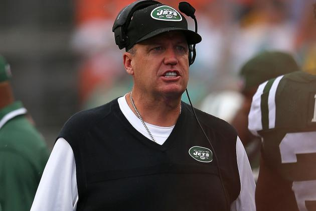 2014 Jets Schedule: Rex Ryan 1-on-1
