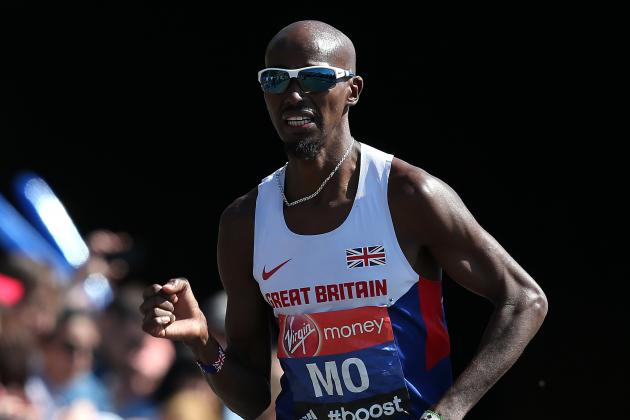 Farah Needs to Forget About Marathons and Focus on the Track