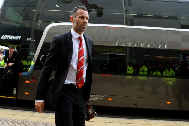Ryan Giggs Delivers Manchester United Rallying Cry as Sam Allardyce Slams Club