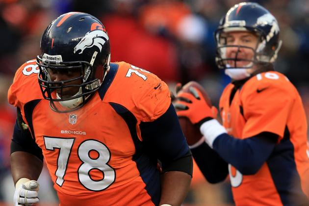 Ryan Clady: We Should Be Able to Make It Back to the Super Bowl