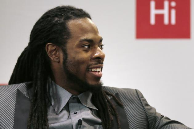 Richard Sherman: New Seahawks Deal About Respect