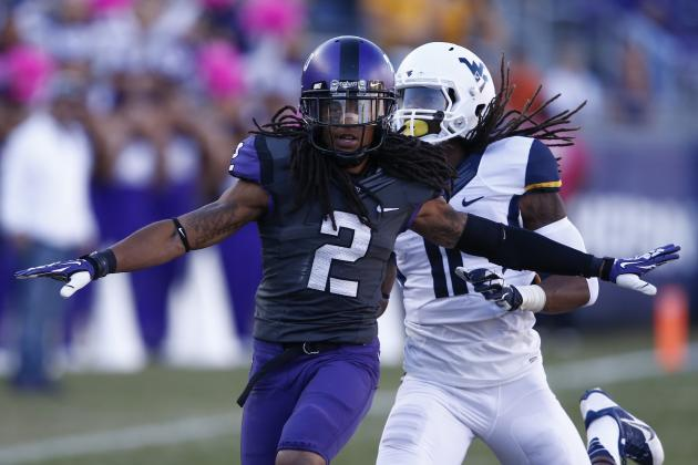 2014 Atlanta Falcons Potential Draft Pick Profile: CB Jason Verrett