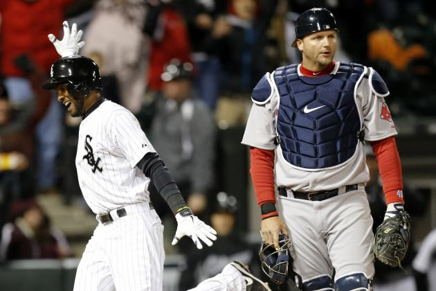 It's Too Early for the Boston Red Sox to Bench A.J. Pierzynski