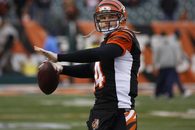 Could the Cincinnati Bengals Draft a Quarterback This Year?