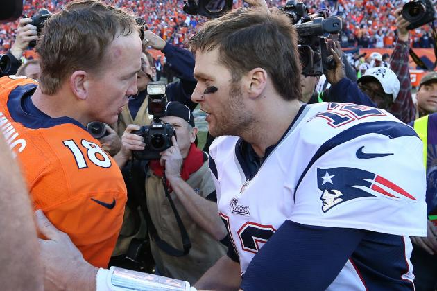 Week Nine Brings 16th Brady-Manning Matchup