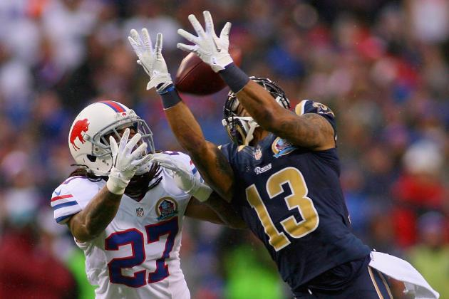 Gordon: Rams Must Reassess Their Work with Receivers