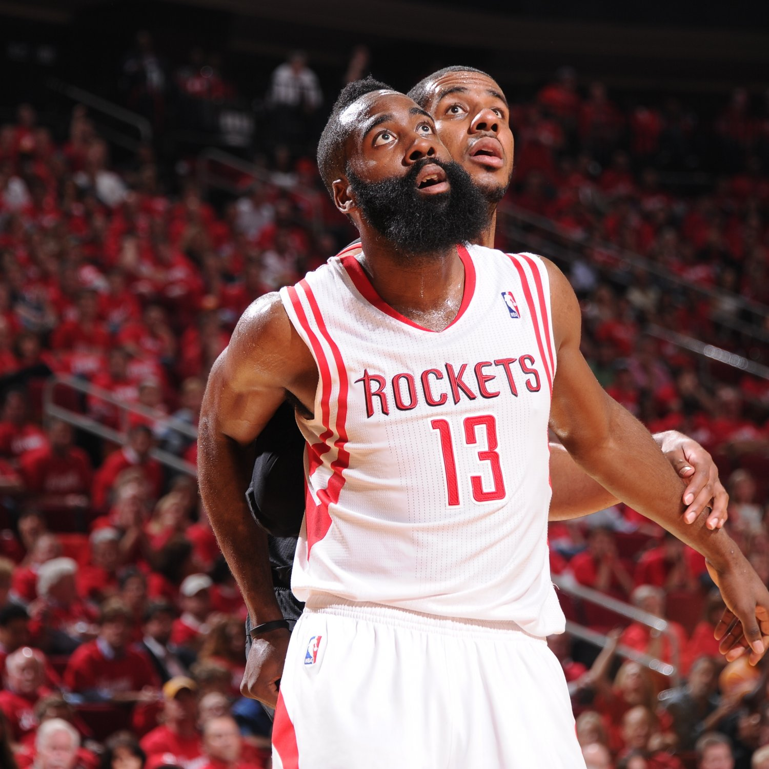 Blazers Home Court Advantage: James Harden Gets Into It With Reporter, Says 'Game 3 Is