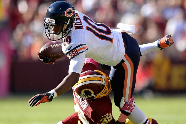 Marquess Wilson Gets First Shot at No. 3 Spot