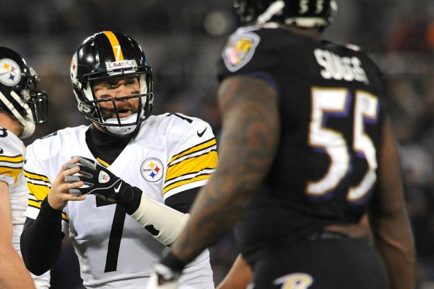Steelers-Ravens Kicks off the CBS-NFLN Thursday Night Slate