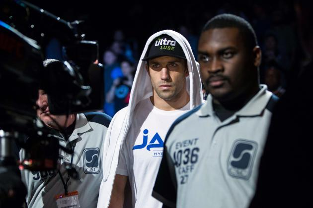 Luke Rockhold Barking Up the Wrong Tree with Vitor Belfort Call-Out