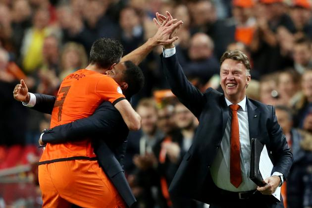 Why Is Louis van Gaal Jumping Ship Just as Future Brightens for Netherlands?