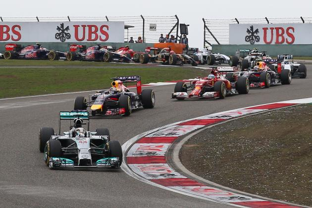 Why 3 Weeks Up to 2014 Spanish Grand Prix Could Set Up Rest of 2014 F1 Season