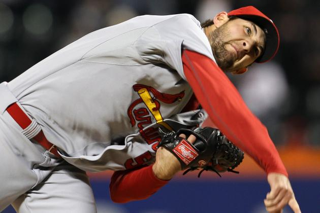 St. Louis Cardinals Fall 3-2, Michael Wacha Strikes out 10