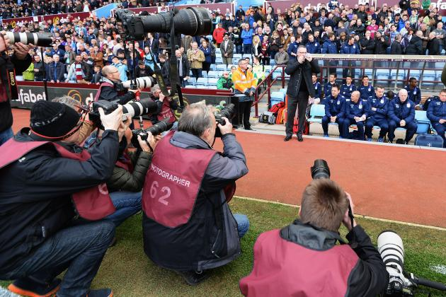 Richard Heathcote of Getty Images on Life as a Football Photographer