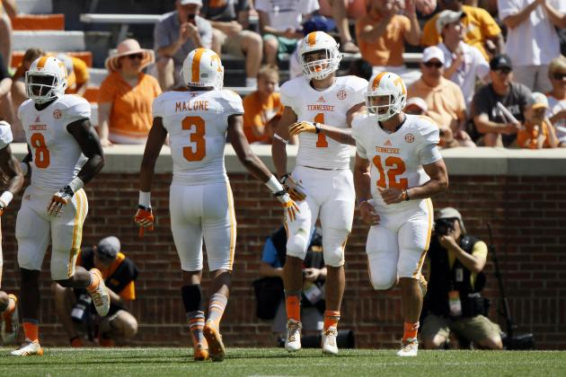 Tennessee Football: Why Volunteers Offense Could Surprise SEC in 2014