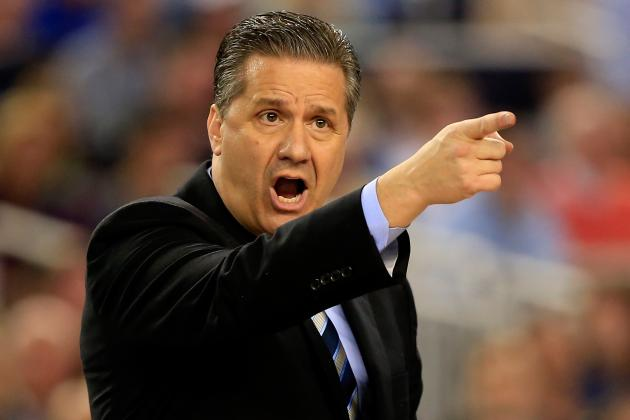 John Calipari Appears on 'The Colbert Report'