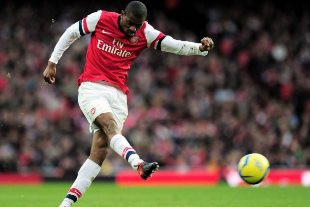 Abou Diaby Deserves a Bit of Luck by James McNicholas