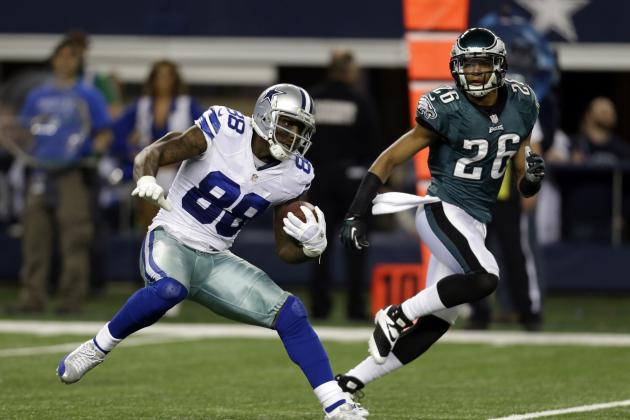 Dallas Cowboys: How Does Dez Bryant Compare to NFL's Young, Elite WRs?