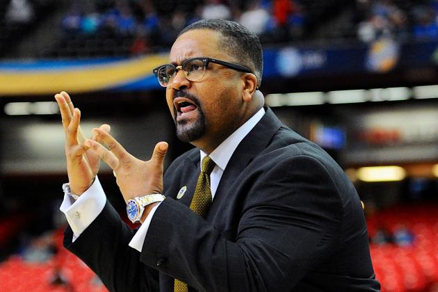New Tulsa Coach Haith Names 4 Assistants to Staff