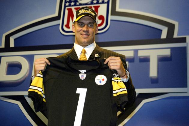 Big Ben Pick Returned Steelers to Glory