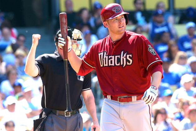 Mark Trumbo Injury: Updates on Diamondbacks Star's Foot and Return