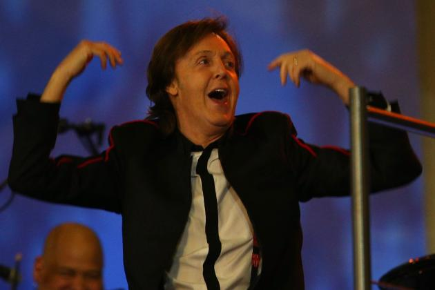 Paul McCartney to Perform at Final Concert at Candlestick Park