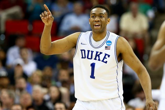 "Video: Jabari Parker on Carmelo Anthony Comparisons: ""I Pass, I Have a Team"""